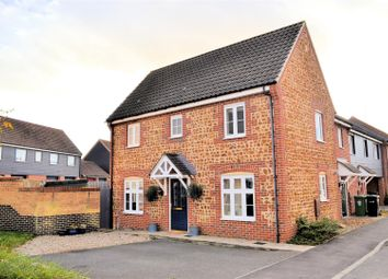 Thumbnail 3 bed semi-detached house for sale in Tasburgh Close, King's Lynn