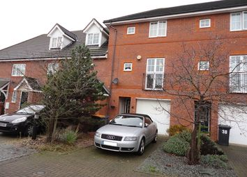 Thumbnail 3 bed town house to rent in Ellington Road, Elstow, Bedford