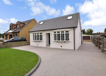 Thumbnail 3 bed bungalow for sale in Town Road, Cliffe Woods, Rochester, Kent