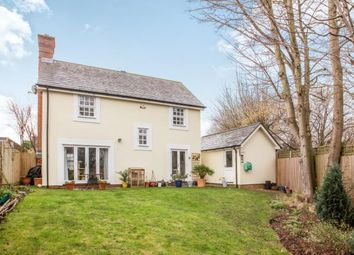 Thumbnail 4 bed detached house for sale in Carmel Close, Chartham, Canterbury, Kent