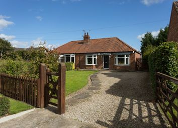 Thumbnail 2 bed bungalow for sale in Monk Avenue, Heworth, York