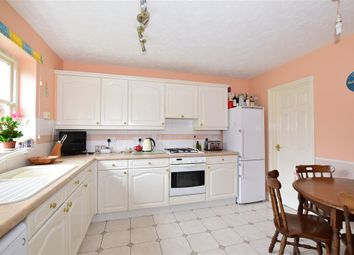 Thumbnail 3 bed link-detached house for sale in St. Marys Drive, Etchinghill, Kent