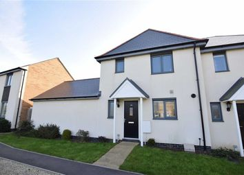 Thumbnail 3 bed semi-detached house for sale in Stratton Road, Bude