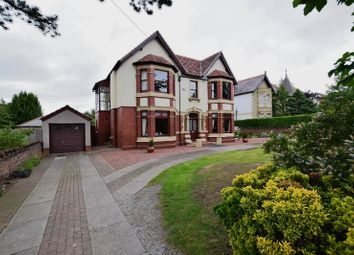 Thumbnail 6 bed detached house for sale in Leigh Road, West Kirby