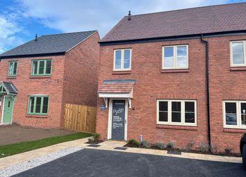 Thumbnail Semi-detached house for sale in Greenacres, Alrewas, Burton-On-Trent