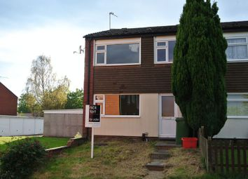 Thumbnail 3 bedroom semi-detached house to rent in Matlock Avenue, Dawley, Telford, Shropshire.