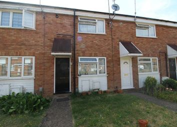 Thumbnail 2 bed terraced house to rent in Fenwick Road, Houghton Regis, Dunstable