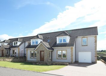 Thumbnail 5 bedroom detached house for sale in Bains Brae, Star Of Markinch, Glenrothes, Fife