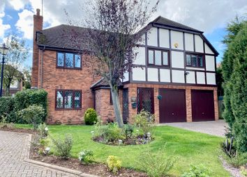5 bed detached house for sale in Hither Green Lane, Redditch B98