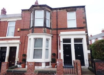 Thumbnail 2 bed flat for sale in Enfield Road, Gateshead