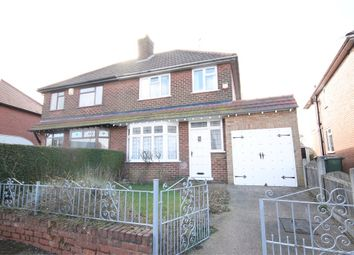 Thumbnail 3 bed detached house to rent in The Knoll, Mansfield, Nottinghamshire