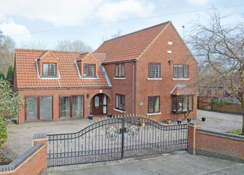 Thumbnail 5 bed detached house for sale in High Street, Barmby-On-The-Marsh, Goole