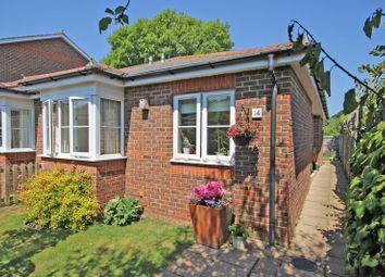 Thumbnail 2 bed semi-detached bungalow for sale in Ashley Lane, Hordle, Lymington