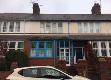 Thumbnail 3 bedroom terraced house for sale in Burlington Terrace, Cardiff