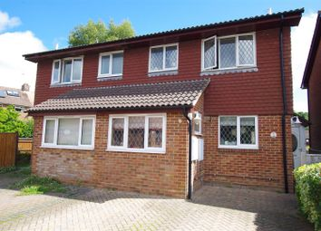 Thumbnail 3 bed semi-detached house for sale in Cranmer Close, Lewes