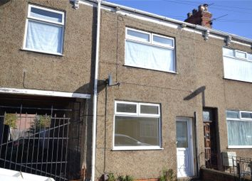 Thumbnail 2 bed terraced house for sale in Sussex Street, Cleethorpes