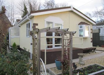 Thumbnail 2 bed mobile/park home for sale in College Close (Ref 5787), Longload, Langport, Somerset