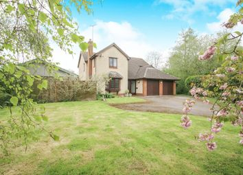 Thumbnail 4 bed detached house for sale in Nunca Mas, Hillfarrance, Taunton