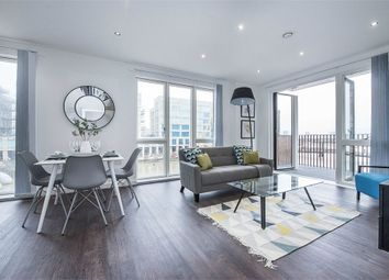 Thumbnail 2 bed flat to rent in Samuel Building, 9 Frobisher Yard, London