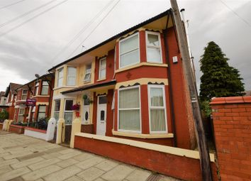 Thumbnail 4 bed semi-detached house for sale in Grosvenor Drive, Wallasey