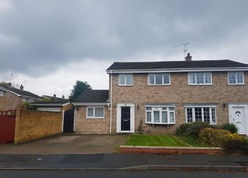 Thumbnail 4 bed semi-detached house to rent in Woburn Avenue, Farnborough