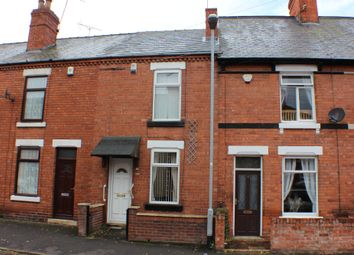 Thumbnail 2 bed terraced house to rent in St Cuthberts Street, Worksop, Nottinghamshire