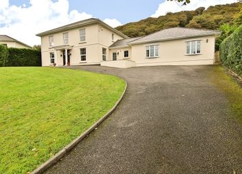 Thumbnail 5 bed detached house for sale in Panthowell Ddu Road, Briton Ferry, Neath