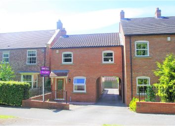 Thumbnail 3 bedroom link-detached house for sale in Lime Tree Avenue, Easingwold