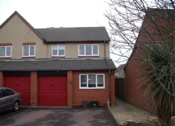 Thumbnail 3 bedroom property to rent in Brackendene, Bradley Stoke, Bristol