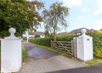 Thumbnail 5 bed detached house for sale in Radley Lane, Houghton Green, Warrington, Cheshire