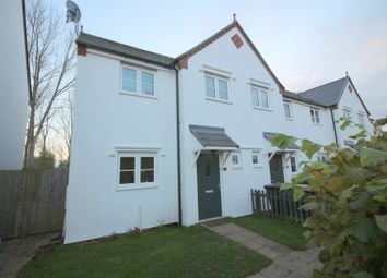 Thumbnail 3 bedroom end terrace house for sale in Old School Green, Mattishall, Dereham