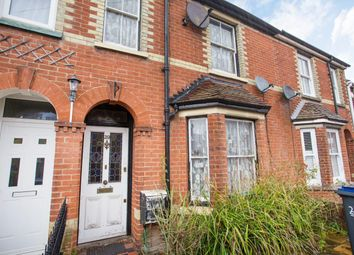 Oxford Road, Canterbury CT1. 2 bed terraced house for sale