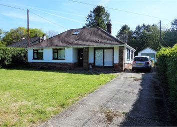 Thumbnail 3 bed bungalow for sale in Old Odiham Road, Alton