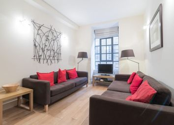 Thumbnail 2 bed flat to rent in Covent Garden, London