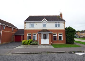 Thumbnail 4 bed detached house for sale in Speyside Court, Orton Southgate