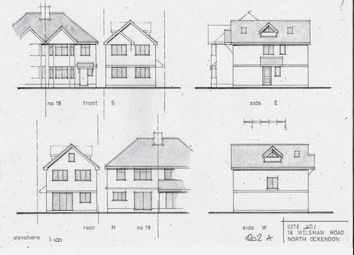 Thumbnail Land for sale in Wilsman Rd, South Ockendon