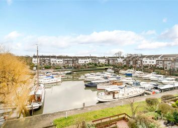Thumbnail 4 bed terraced house for sale in Chiswick Quay, London