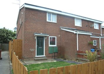 Thumbnail 2 bed end terrace house for sale in Osprey Close, Hull