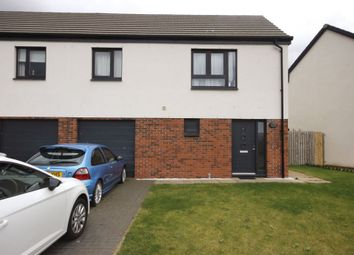 Thumbnail 2 bed semi-detached house for sale in 3 George Grieve Way, Tranent