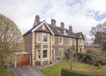 Thumbnail 7 bed semi-detached house for sale in Forli, Alexandra Road, Malvern, Worcestershire