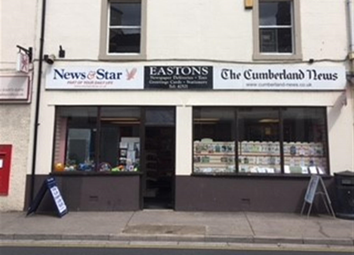 Thumbnail Retail premises for sale in Newsagents CA7, Cumbria