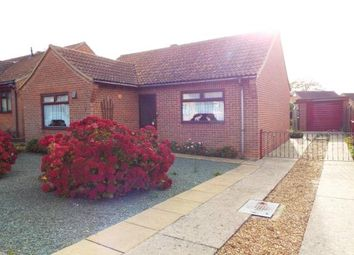 Thumbnail 2 bedroom bungalow for sale in Heacham, Kings Lynn, Norfolk