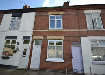 Thumbnail 2 bed terraced house to rent in Boundary Road, Aylestone, Leicester