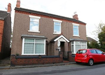 Thumbnail 3 bed detached house for sale in Wereton Road, Audley, Stoke-On-Trent, Staffordshire