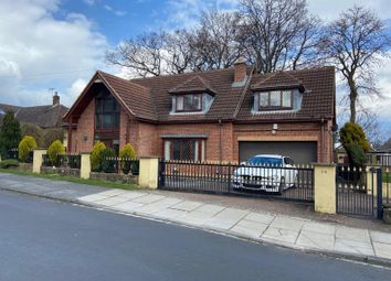 Thumbnail 4 bed detached house for sale in Woodhall Park Avenue, Woodhall, Pudsey