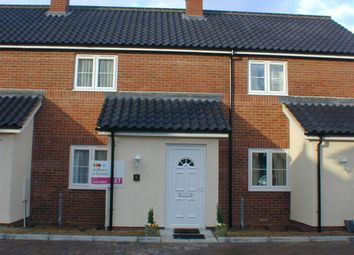 Thumbnail 2 bed property to rent in Stammers Yard, Dereham, Norfolk