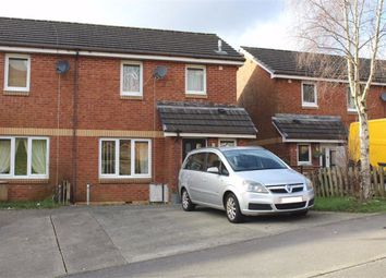 Thumbnail 3 bed semi-detached house for sale in Ashdown Court, Cilfynydd, Pontypridd