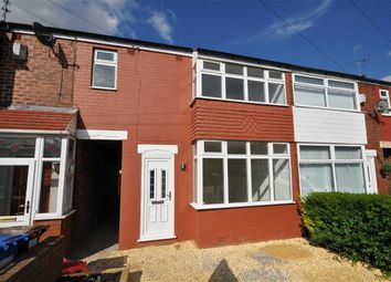 Thumbnail 3 bedroom terraced house for sale in Somerford Road, Reddish, Stockport