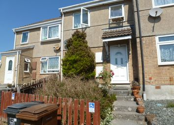 Thumbnail 2 bed terraced house to rent in Church Park Road, Woolwell, Plymouth