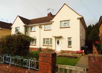 Thumbnail 3 bedroom semi-detached house for sale in Enfield Crescent, Oakdale, Poole